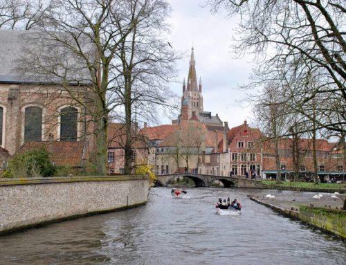 Qué ver en Brujas, la joya de Flandes