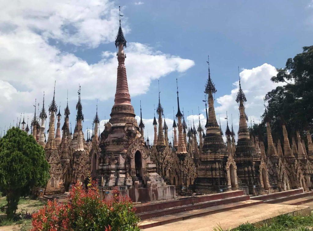 Kakku, el bosque de estupas de Myanmar