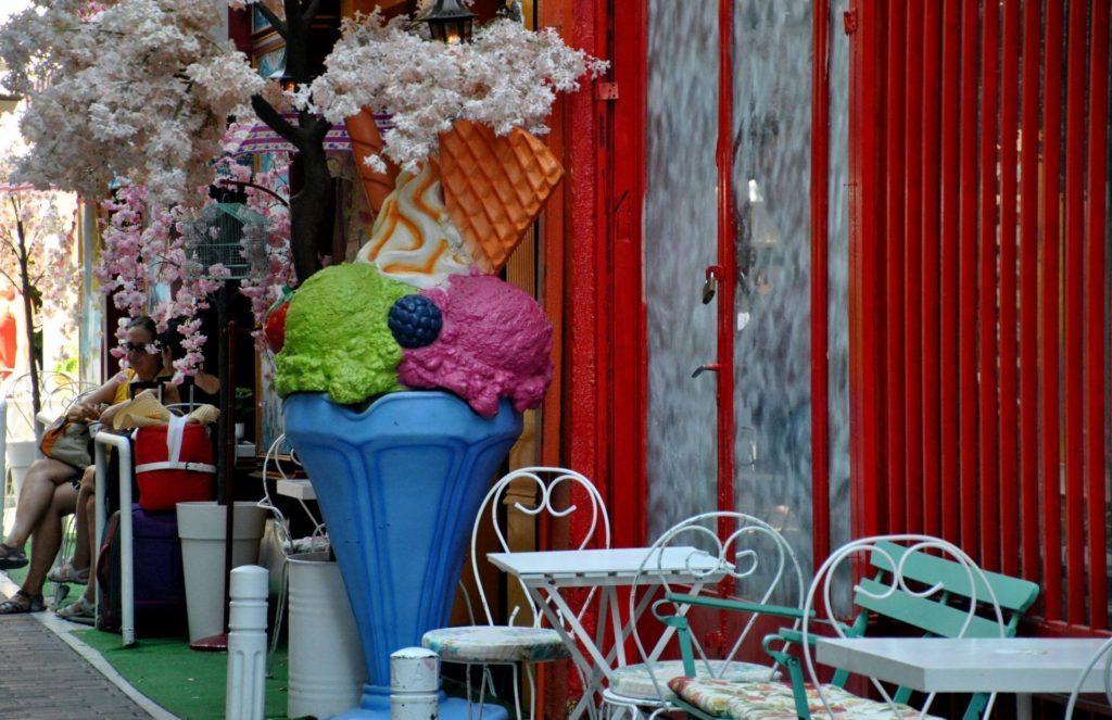 Café Little Kook de Atenas