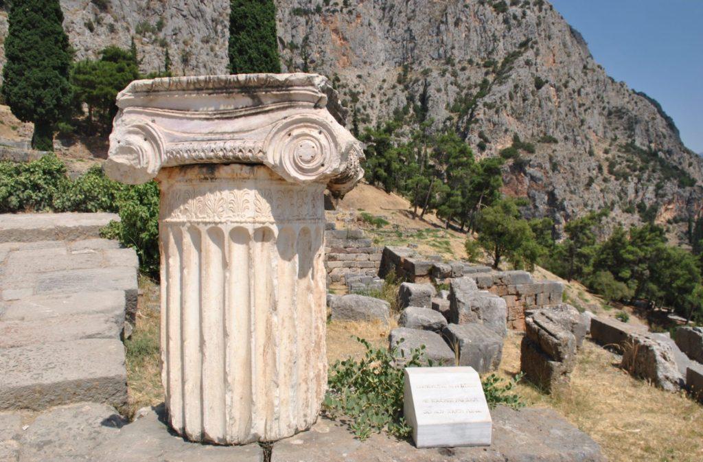 qué ver en Delfos
