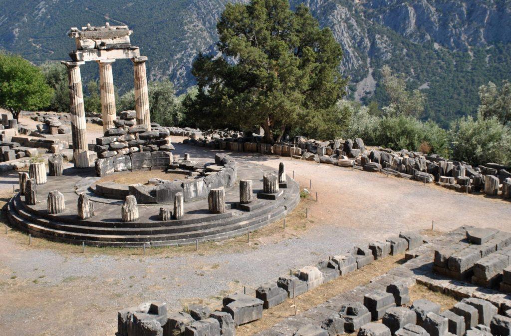Santuario Atenea Pronaia