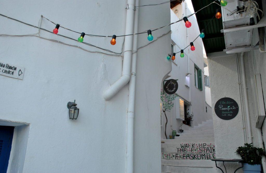 Rincones de Adamas, puerto de Milos