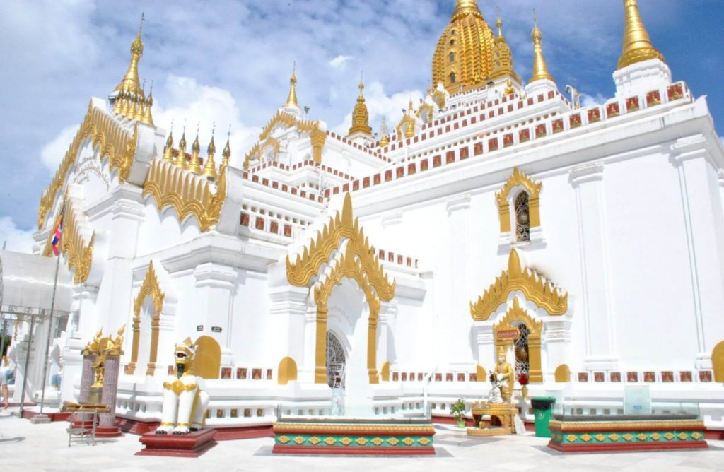 Pagoda Sulamani de Taunggyi