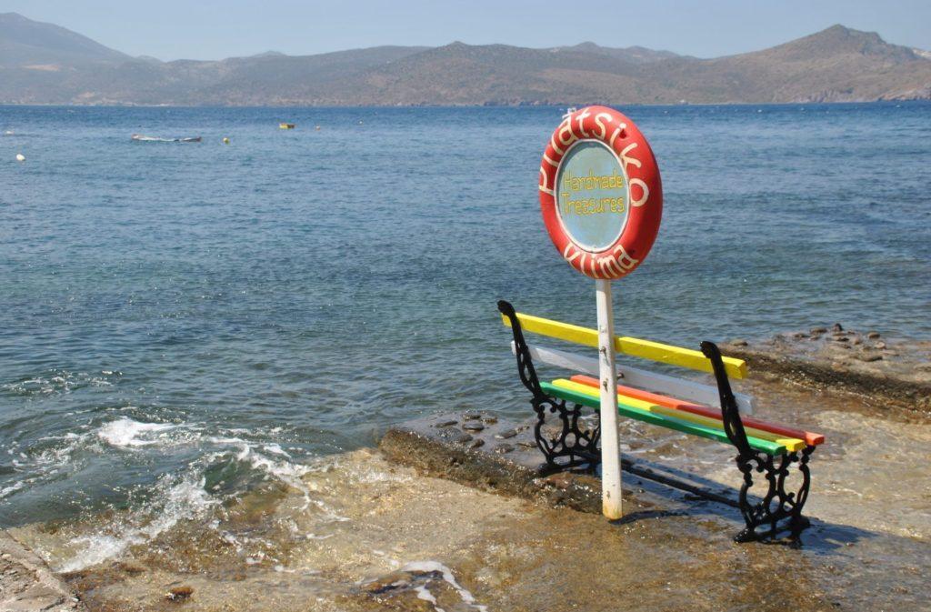 Klima bañada por el mar