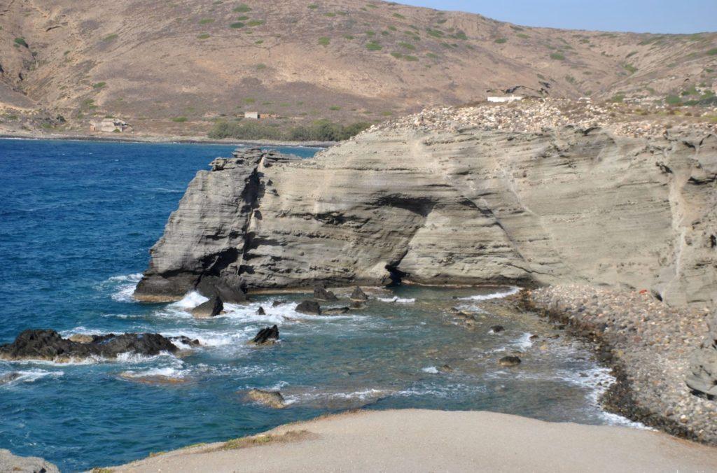 Papafragas isla de Milos