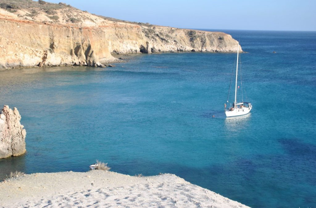 Playa de Tsigrado