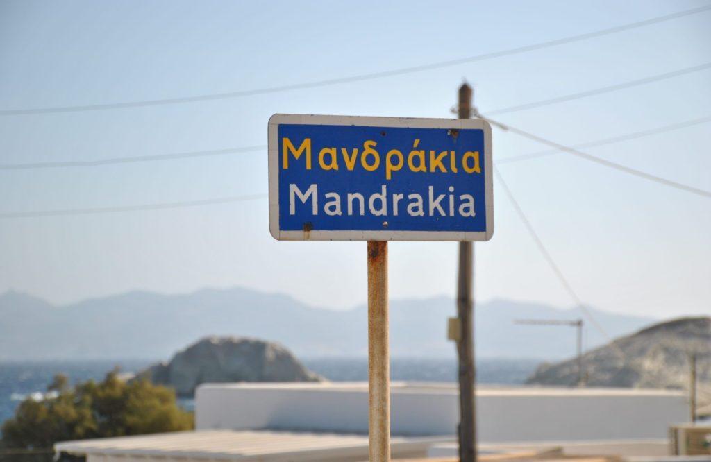 Llegamos a Mandrakia