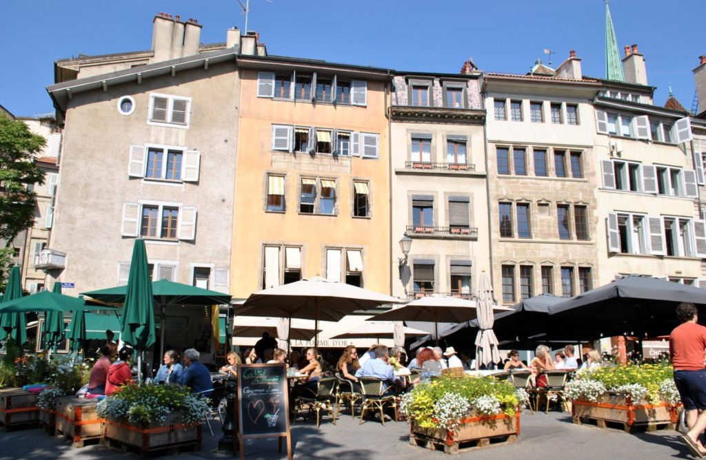 Plaza Bourg-de-Four