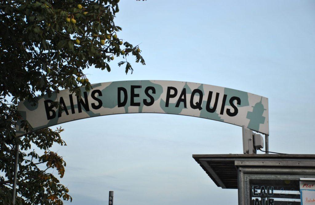 Entrada a Les Bains des Pâquis