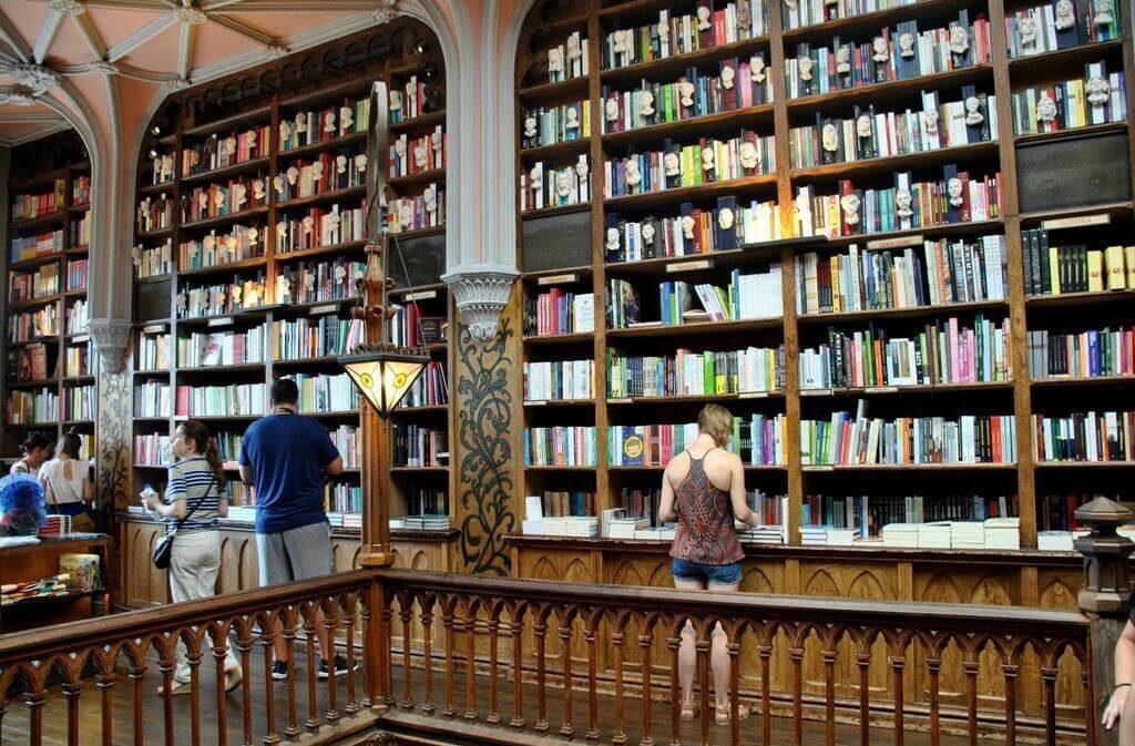 Librería Harry Potter