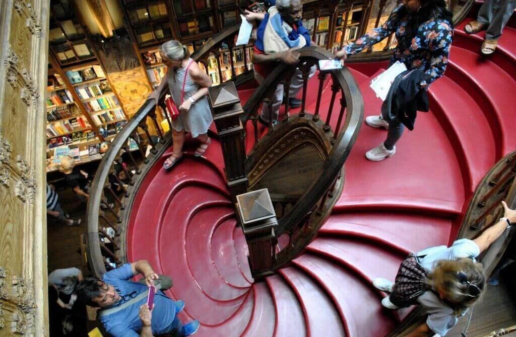 Librería de Harry Potter, Oporto