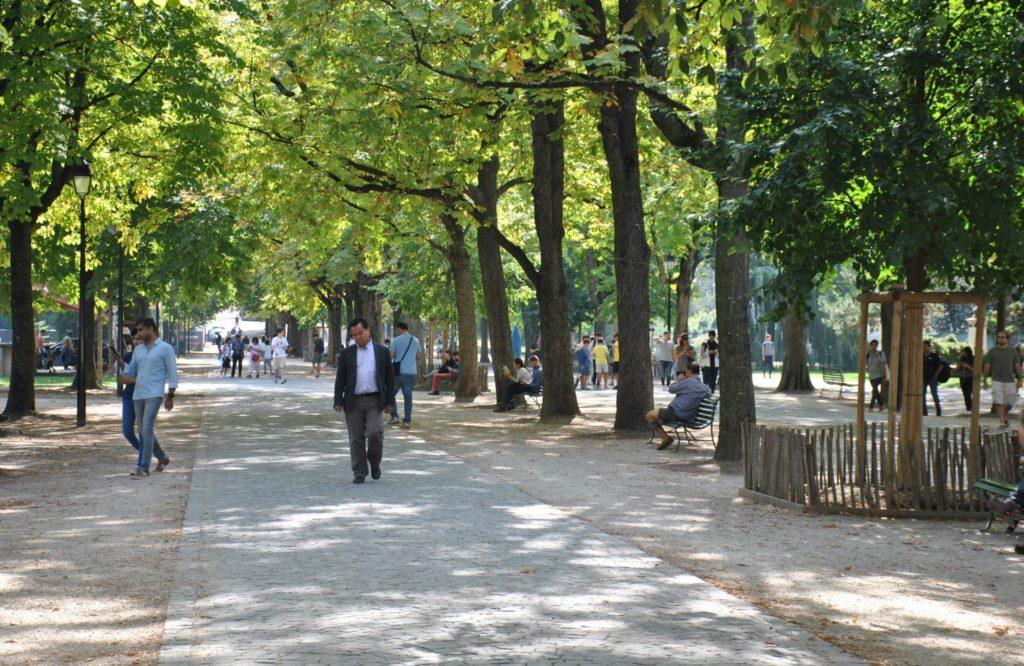 Parc des Bastions