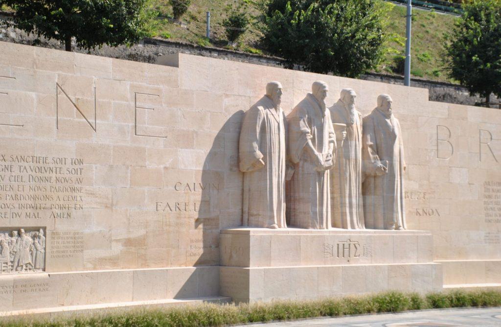Los 4 reformadores