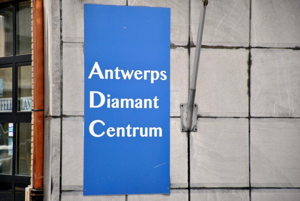 Barrio de los diamantes, Amberes