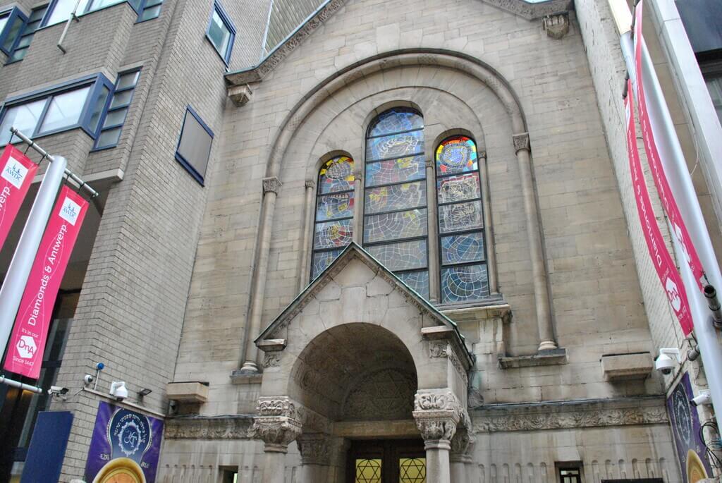 Sinagoga del barrio judío