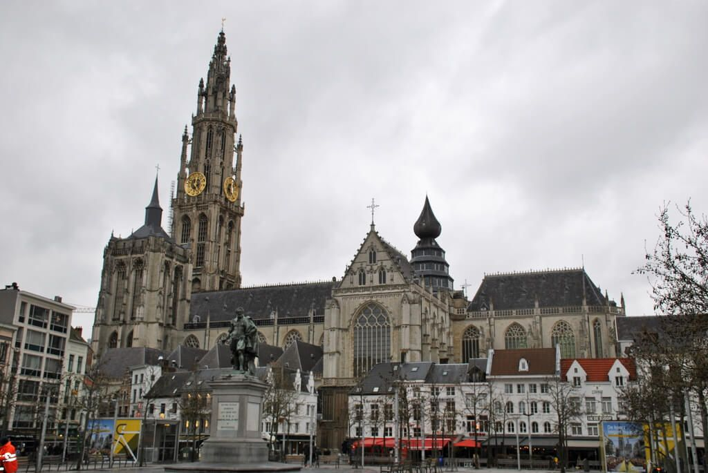 Catedral de Amberes