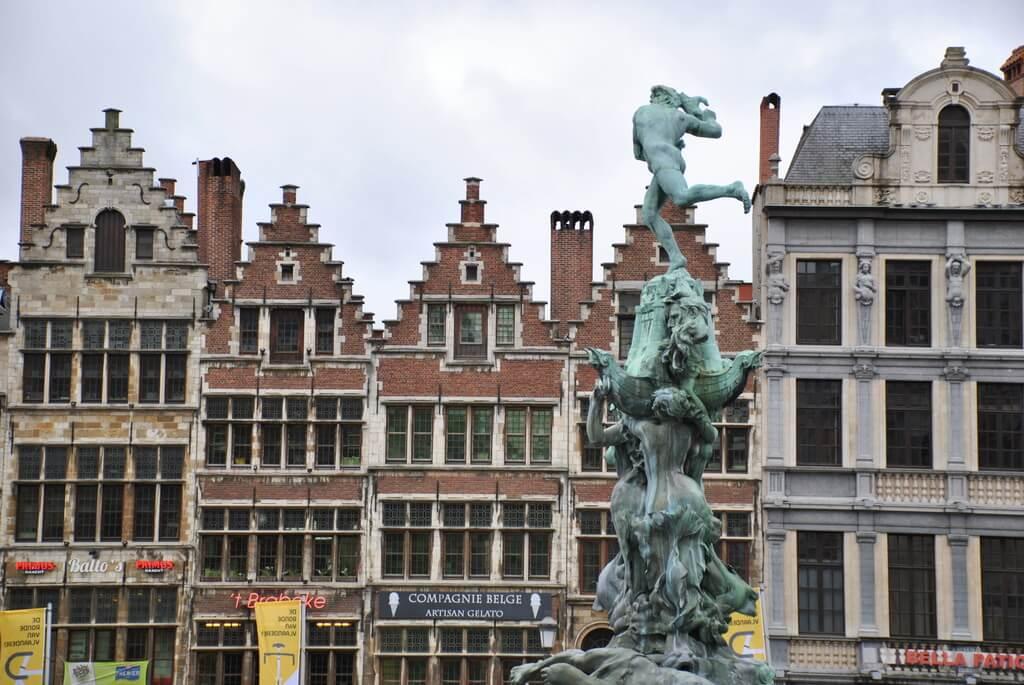 Edificios de la Grote Markt