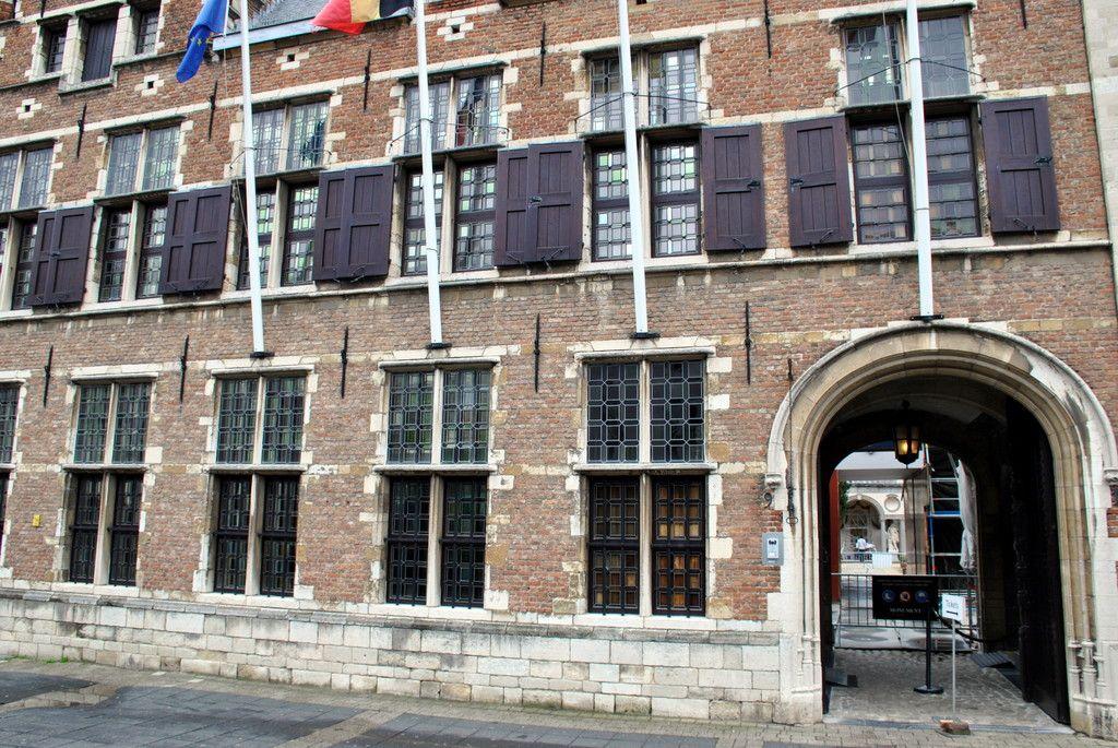 Casa de Rubens en Amberes