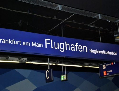 Cómo ir a Frankfurt desde el aeropuerto