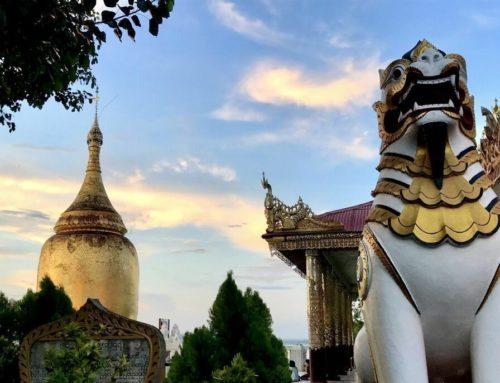 Los Templos de Bagan. Qué ver y qué visitar