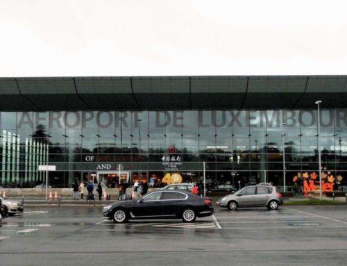 Cómo ir del aeropuerto de Luxemburgo al centro