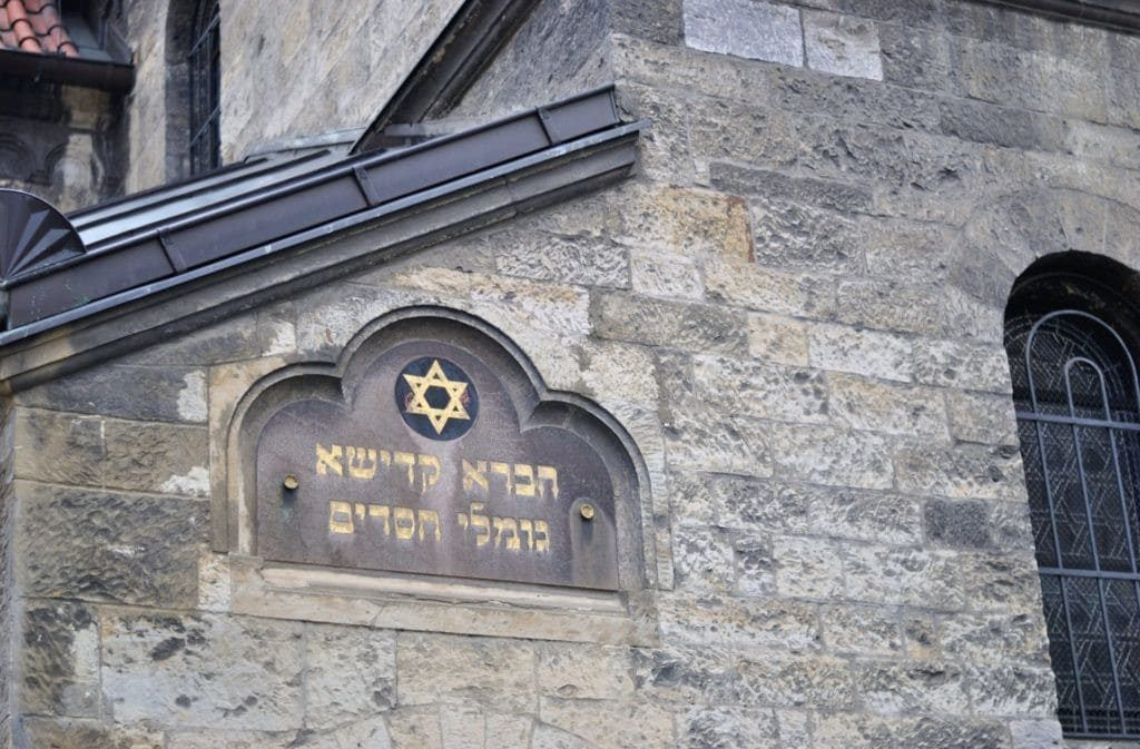 josefov el barrio judío de praga