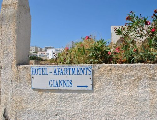Alojamientos en Grecia ¿dónde dormir?