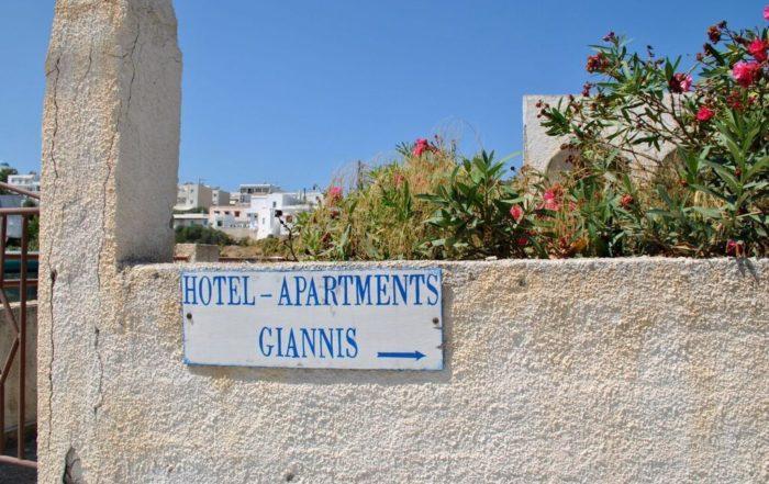 dónde dormir en Grecia