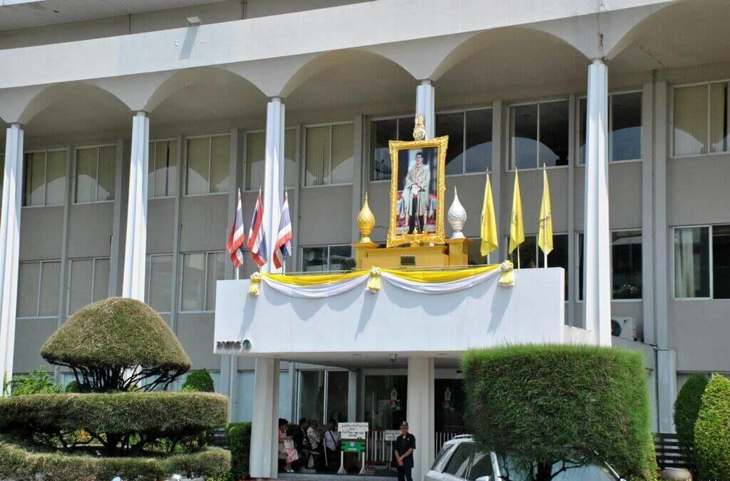 muay thai gratis en Bangkok