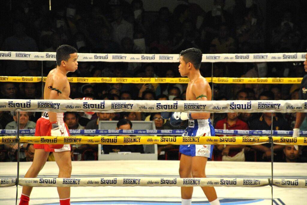 dónde ver Muay Thai gratis en Bangkok