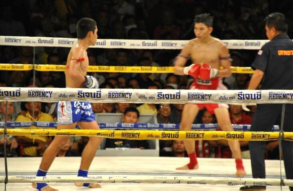 Muay Thai en directo