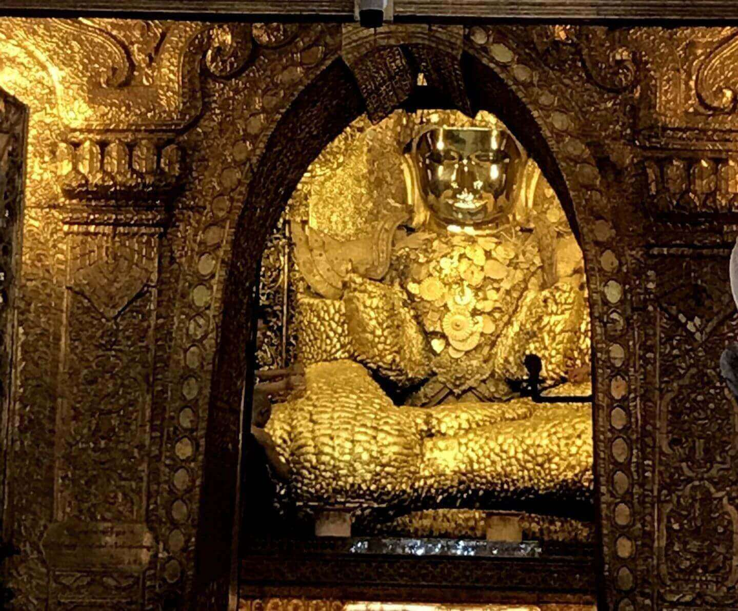 buda Manhamuni, Mandalay