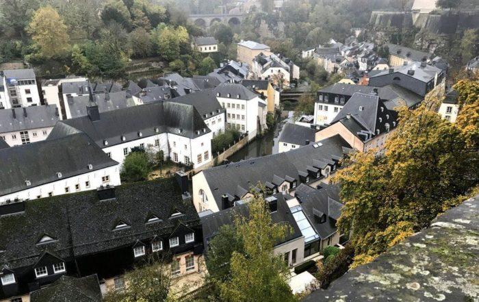 guía completa para visitar Luxemburgo