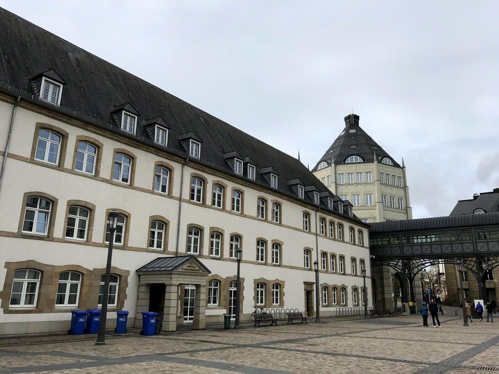 Ciudad Judicial de Luxemburgo