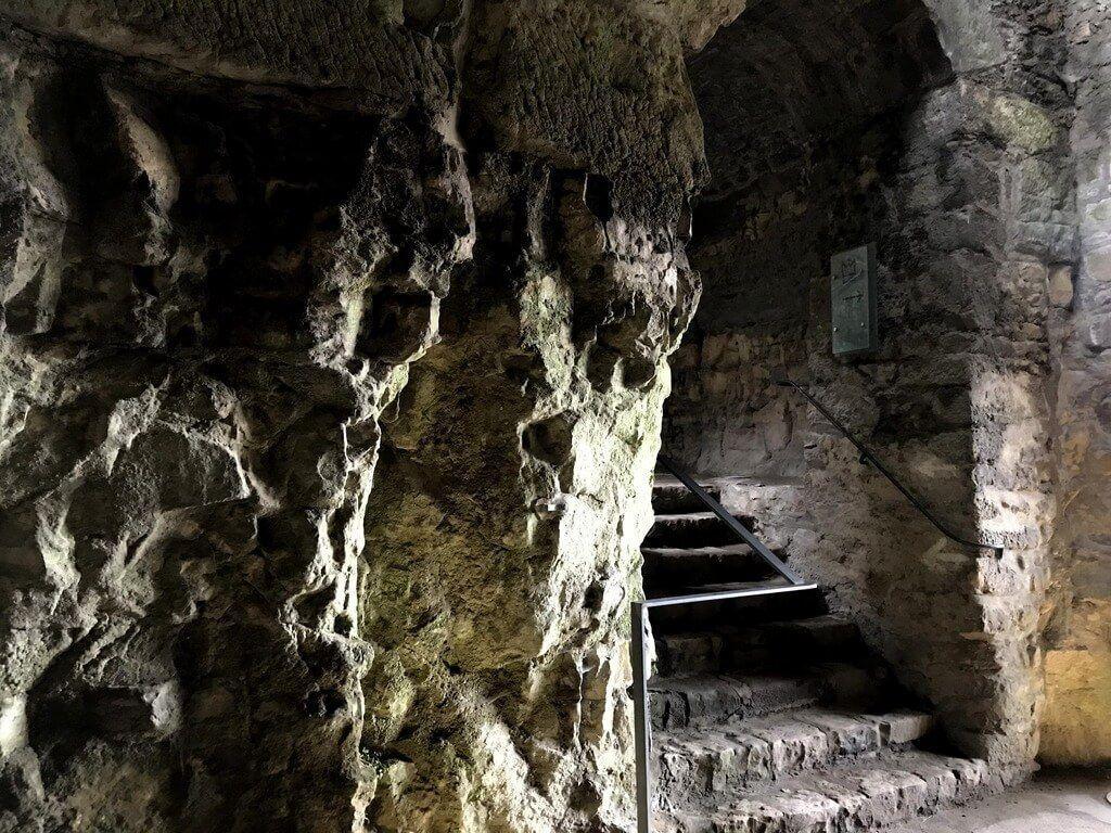 Túneles subterráneos de las Casamatas