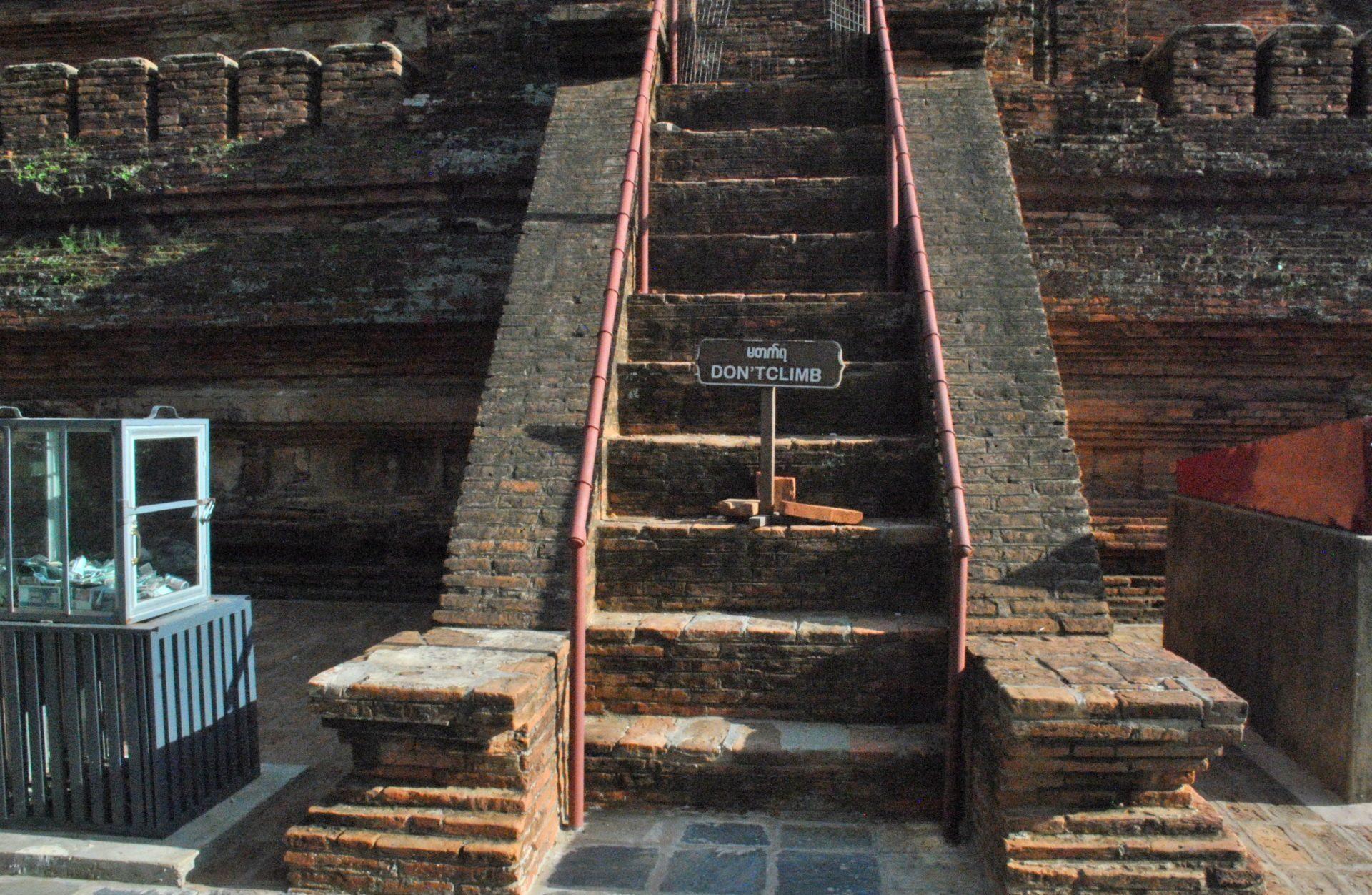qué ver en los templos de bagan