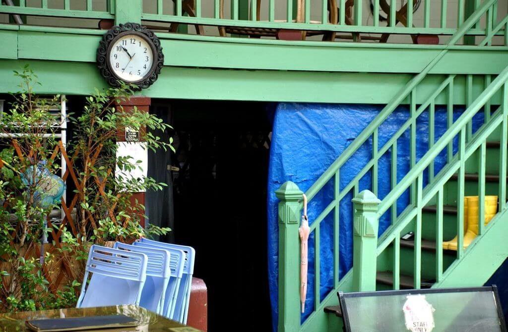 dónde dormir en Bangkok