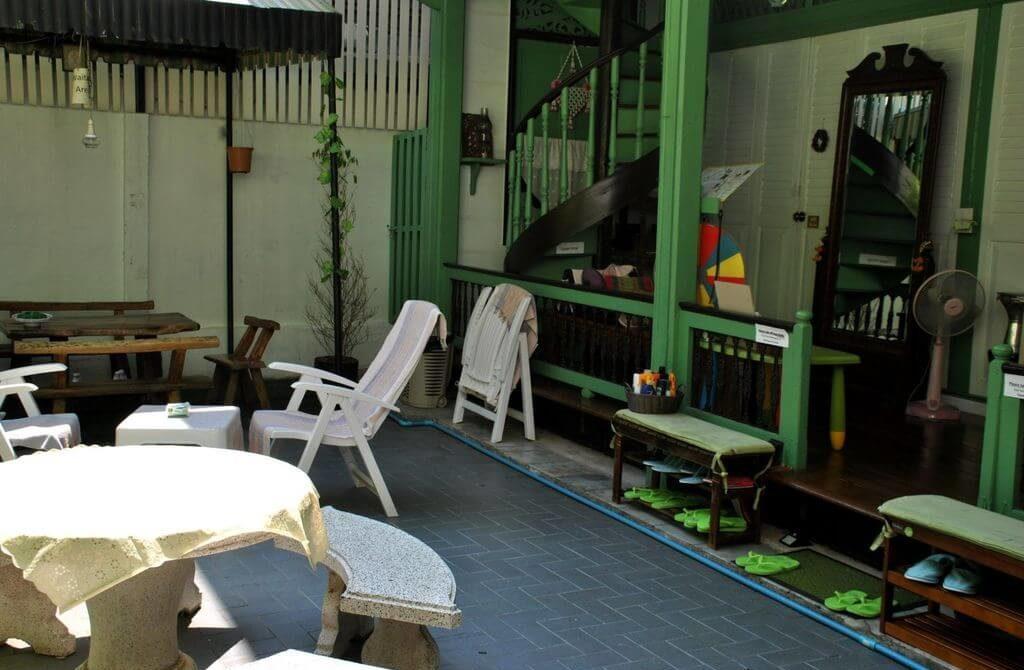 alojamientos en Bangkok