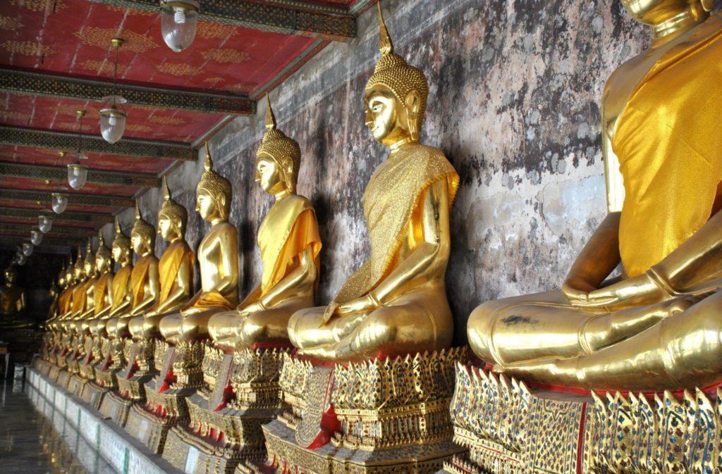 Budas. Wat Suthat