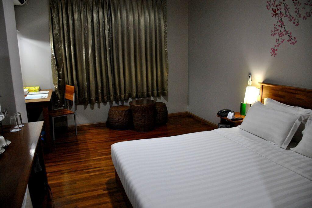 dónde dormir en Yangon