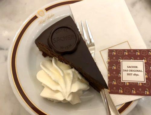 Dónde comer la mejor Tarta Sacher de Viena