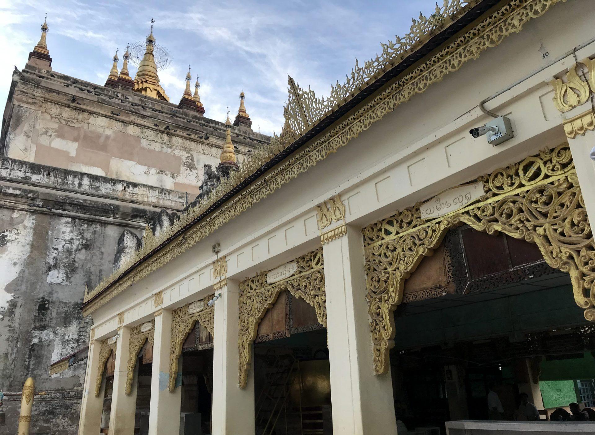 templos de bagan qué ver