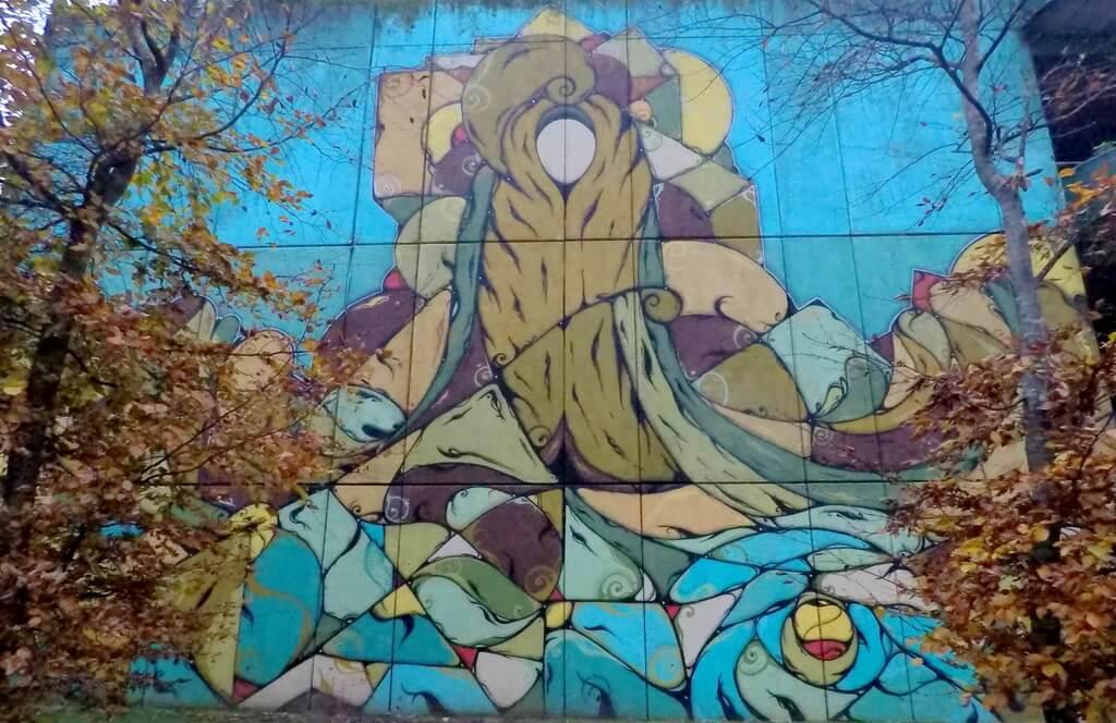 arte callejero de Oporto