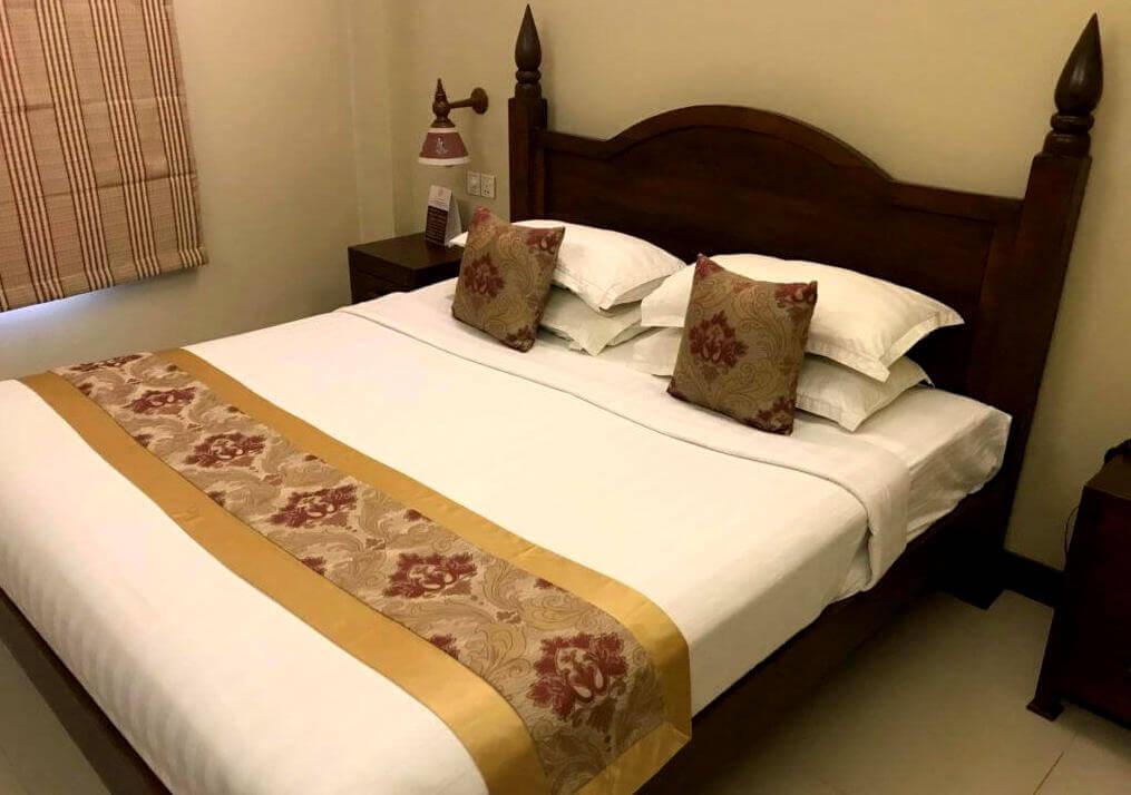 dónde dormir en Myanmar