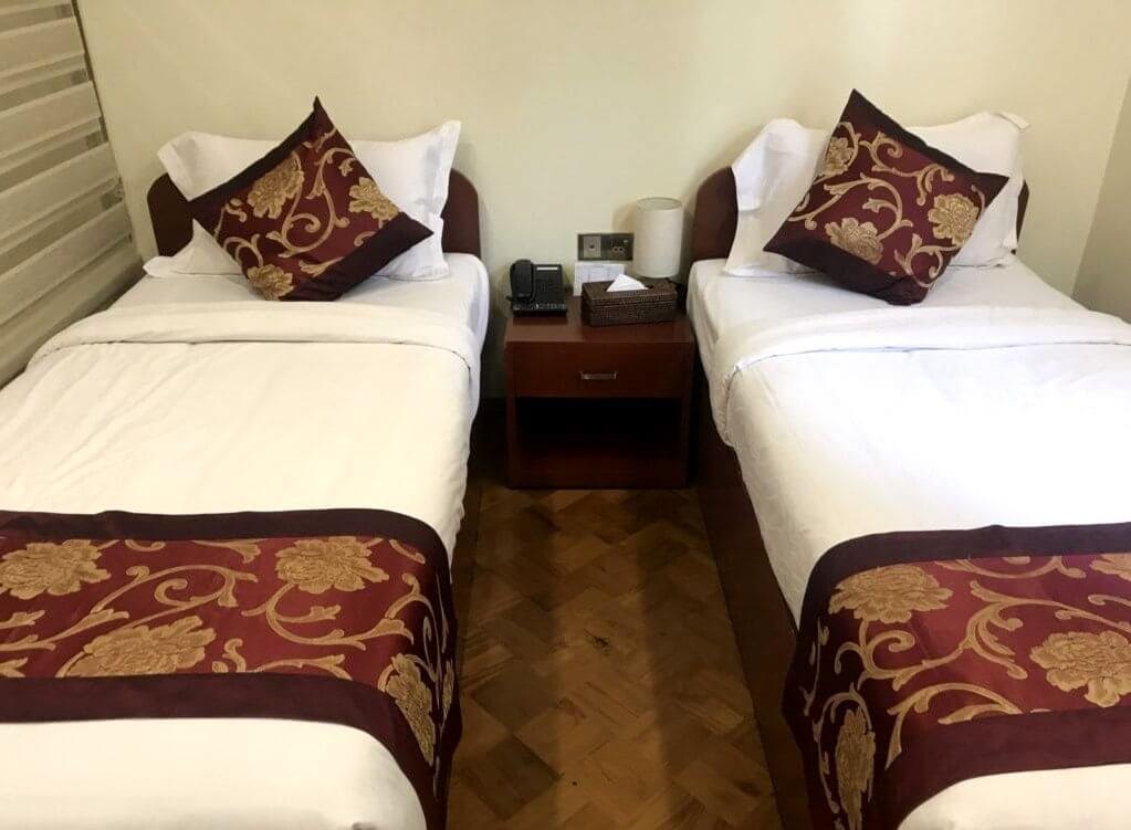 hotel en Mandalay