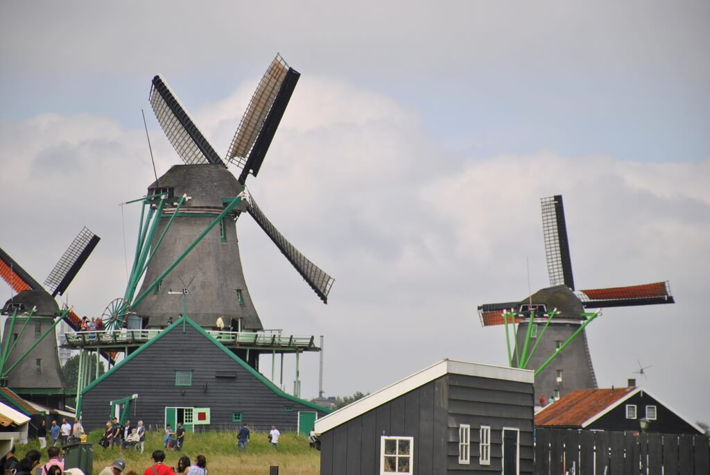 cómo ir a Zaanse Schans, Volendam y Edam