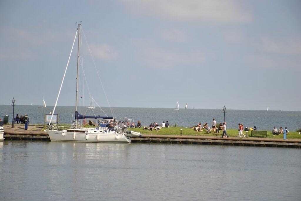 Puerto de Volendam