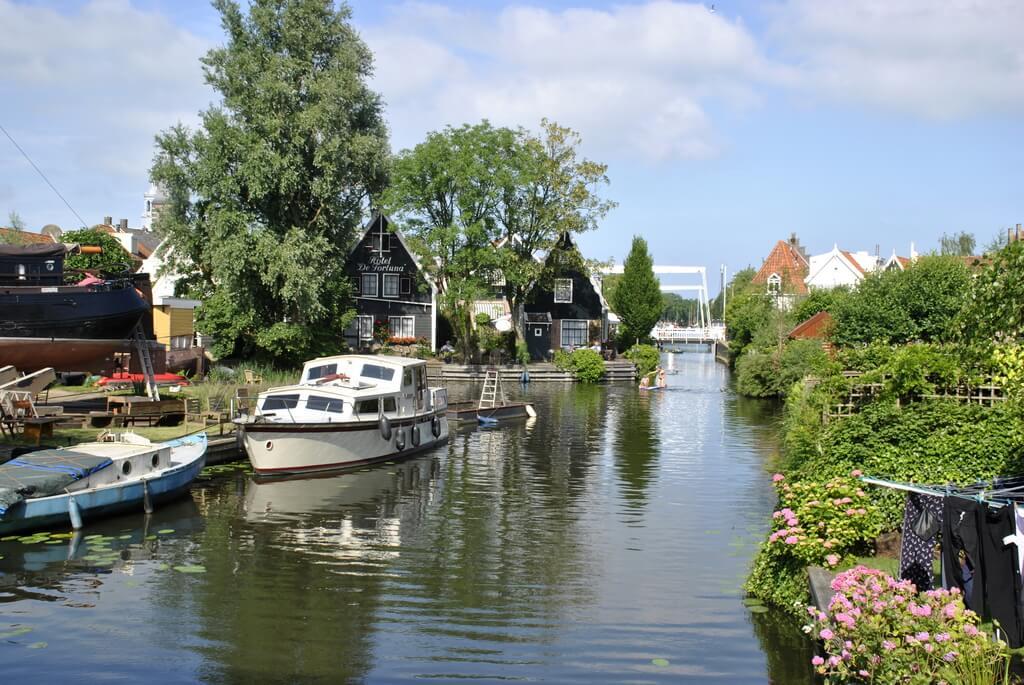 canales de Edam