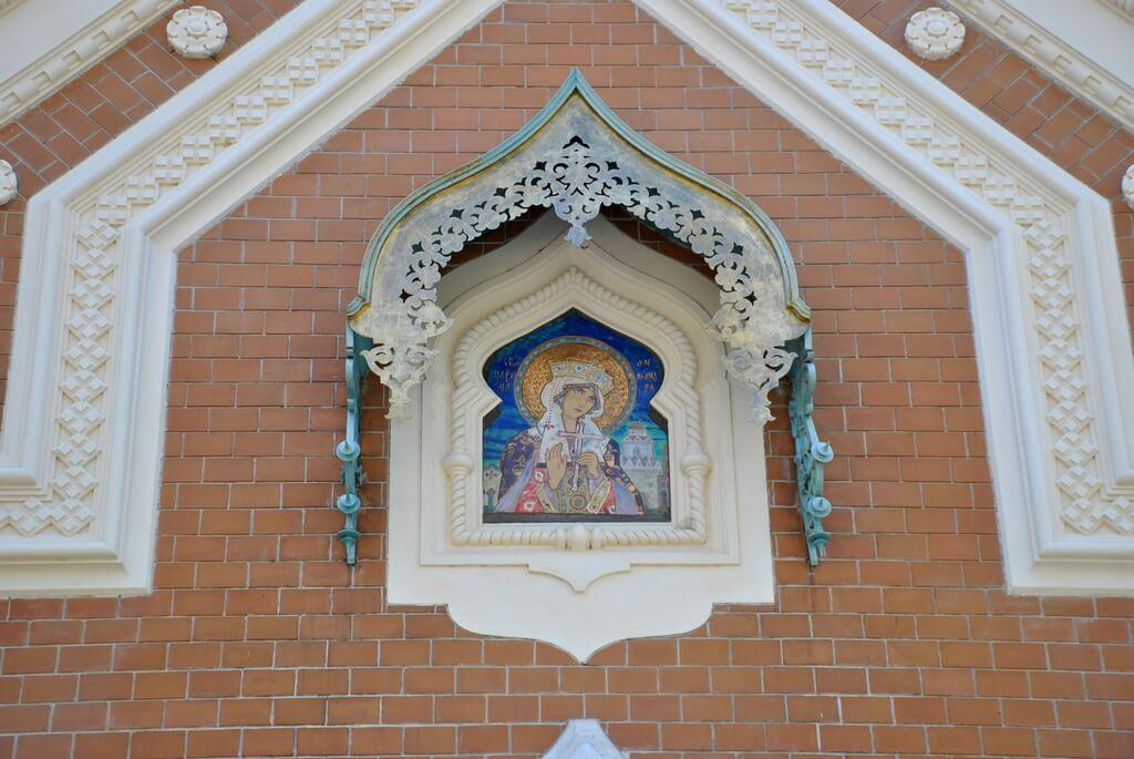 catedral rusa de san nicolás