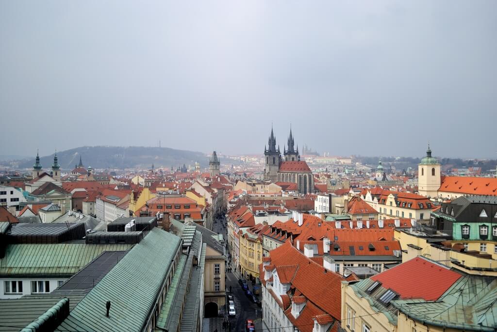 guía para visitar Praga en 4 días